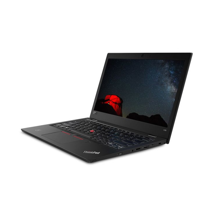 Lenovo ThinkPad L380 Black Notebook 33.8 cm (13.3