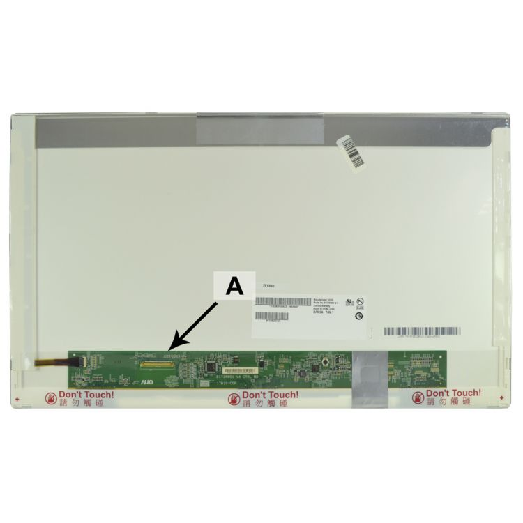 2-Power 17.3 HD+ 1600x900 LED Glossy Screen - replaces B173RW01V.1