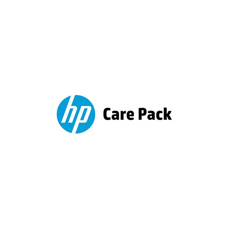 Hewlett Packard Enterprise 4y 4h Exch Plus 10500/7500 20G Supp
