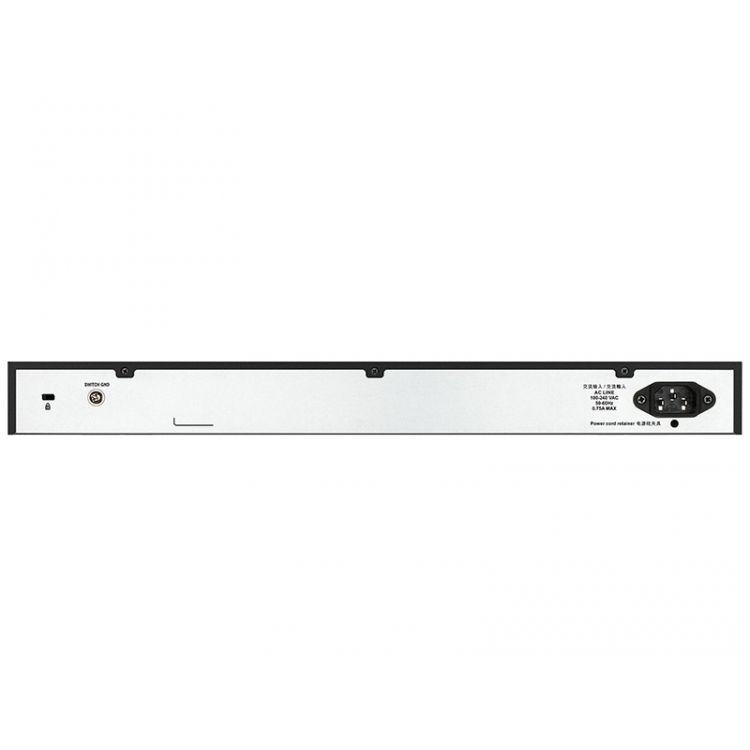 D-Link DXS-1100-10TS 10-Port 10 Gigabit Ethernet Smart Switch Managed L3 10G Ethernet (100/1000/10000) Black 1U