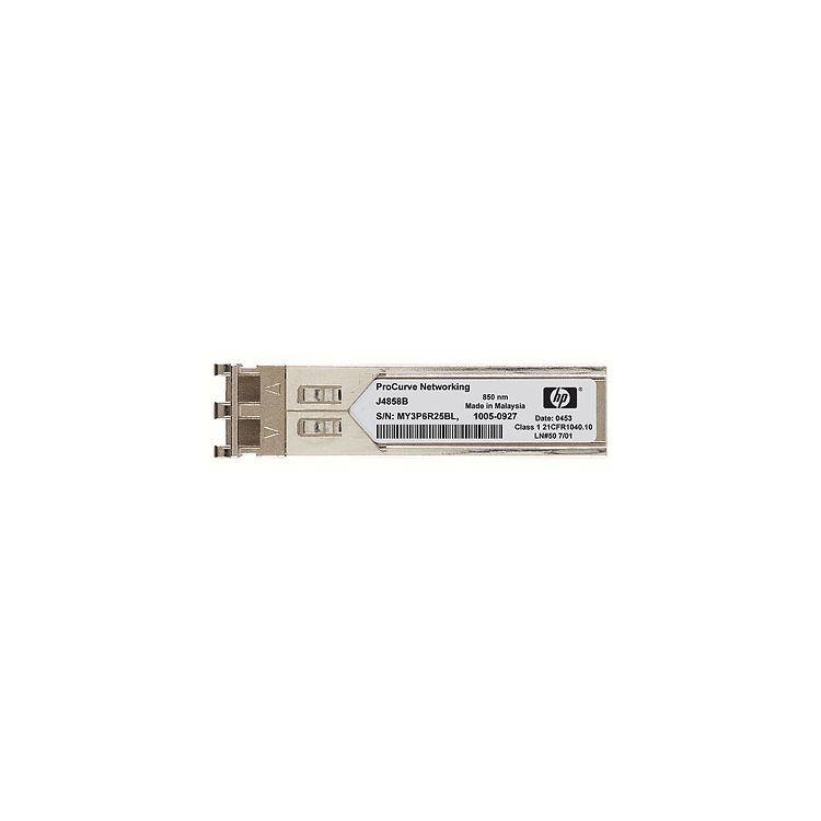 Hewlett Packard Enterprise X121 1G SFP LC LX Rmkt network transceiver module 1000 Mbit/s Fiber optic 1310 nm