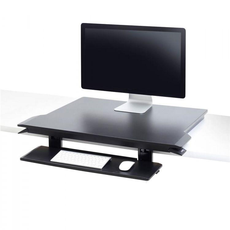 Ergotron WorkFit-TX computer desk Black