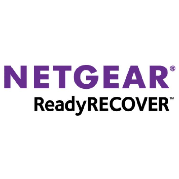 Netgear ReadyRECOVER 12pk, 1y