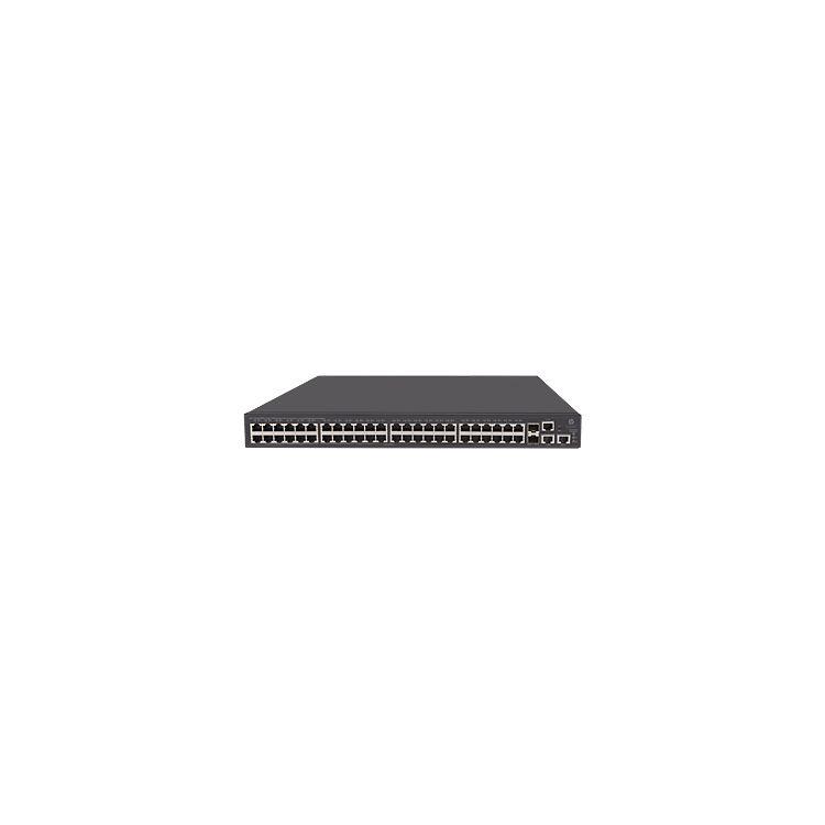 Hewlett Packard Enterprise FlexNetwork 5130 48G POE+ 2SFP+ 2XGT (370W) EI Managed L3 Gigabit Ethernet (10/100/1000) Grey 1U Power over Ethernet (PoE)