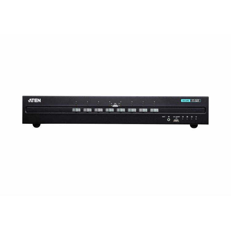 Aten CS1148DP KVM switch Black