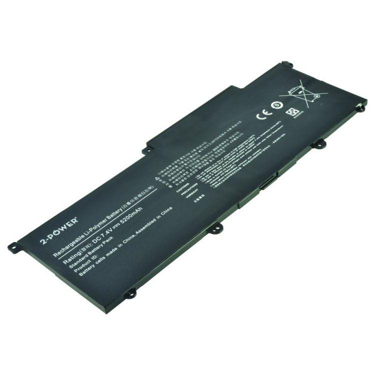 2-Power 7.4V 5200mAh Li-Polymer Laptop Battery