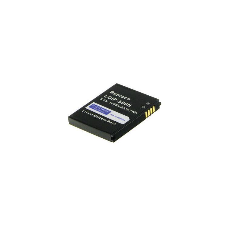 2-Power MBI0072A Battery Black