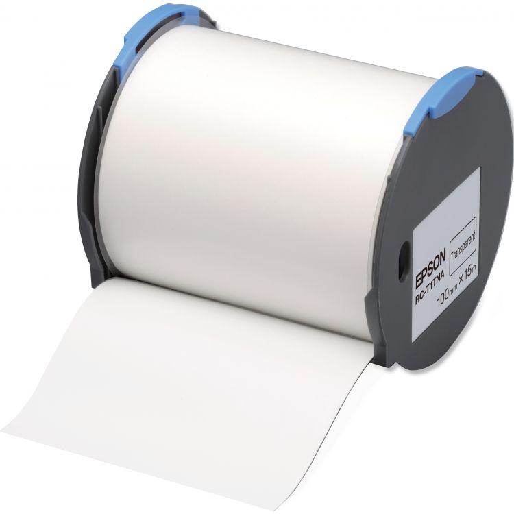 Epson RC-T1TNA 100mm Transparent Tape