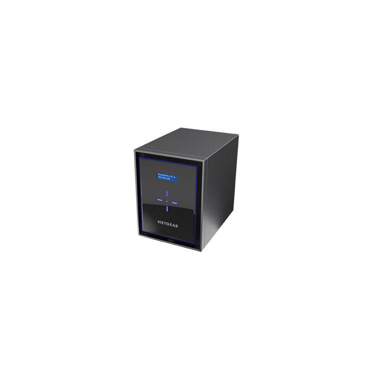 Netgear RN426 Ethernet LAN Desktop Black NAS