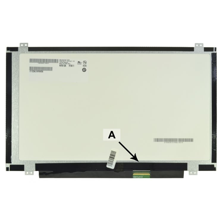 2-Power 14.0 WXGA HD 1366x768 LED Glossy Screen - replaces B140XW03V.0