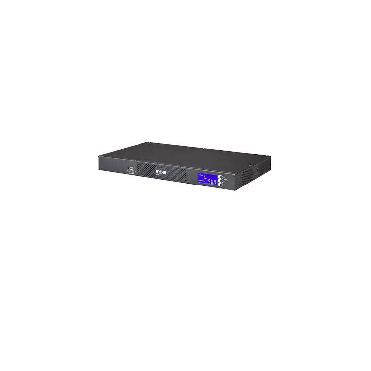 Eaton EATS16 power distribution unit (PDU) 1U Black 8 AC outlet(s)