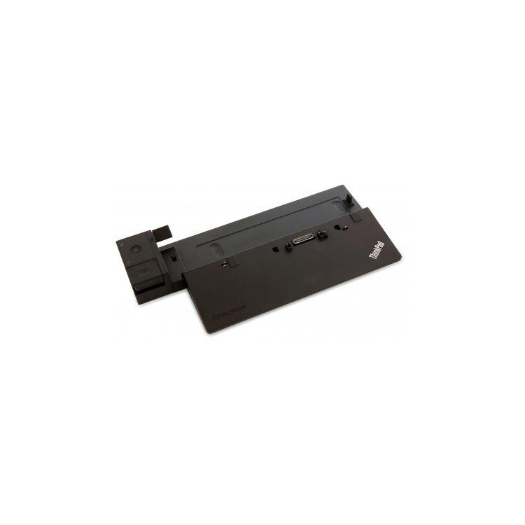 Lenovo ThinkPad Ultra Dock - 90W USB 2.0 Black