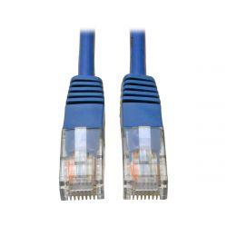 Tripp Lite Cat5e 350MHz Molded Patch Cable (RJ45 M/M) - Blue, 4.27 m