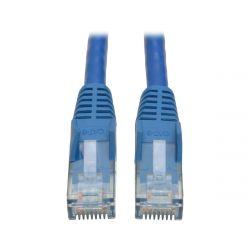 Tripp Lite Cat6 Gigabit Snagless Molded UTP Patch Cable (RJ45 M/M) - Blue, 1.52 m (5-ft.) - 50 Piece Bulk Pack