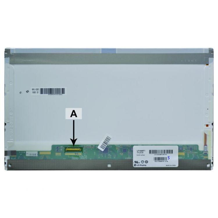 2-Power 15.6 WUXGA 1920x1080 LED Matte Screen - replaces 694681-001