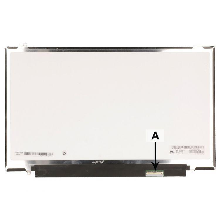 2-Power 14 2560x1440 LED QHD Matte Screen