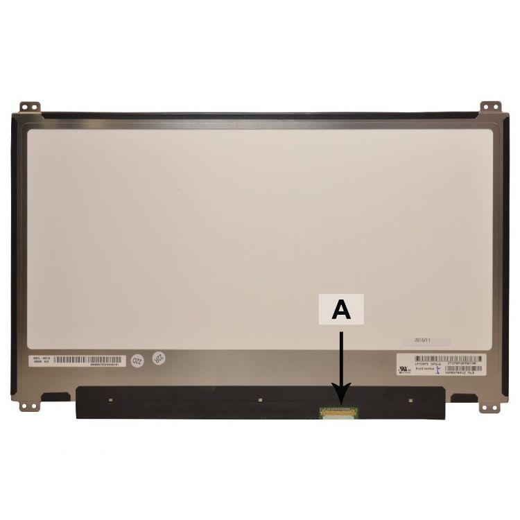 2-Power 13.3 1920x1080 WUXGA Full HD Matte IPS Screen