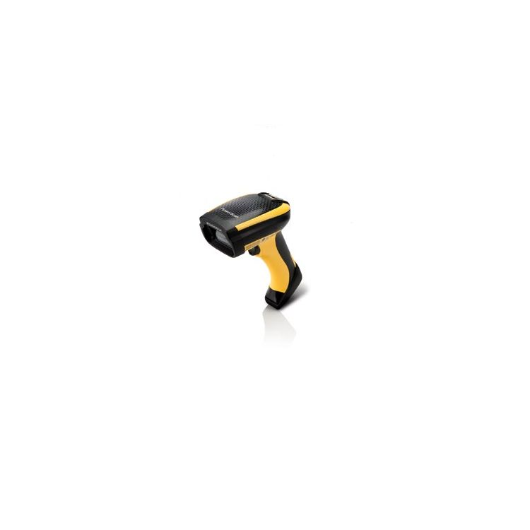 Datalogic PowerScan PM9300 1D Laser Black,Yellow Handheld bar code reader