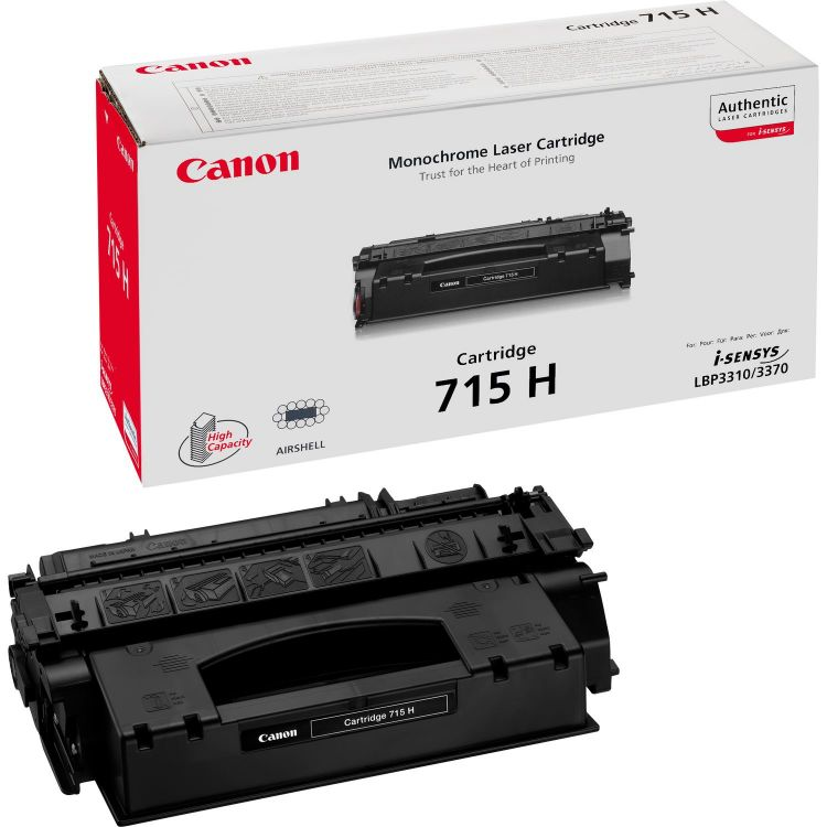 Canon 715H Original Black