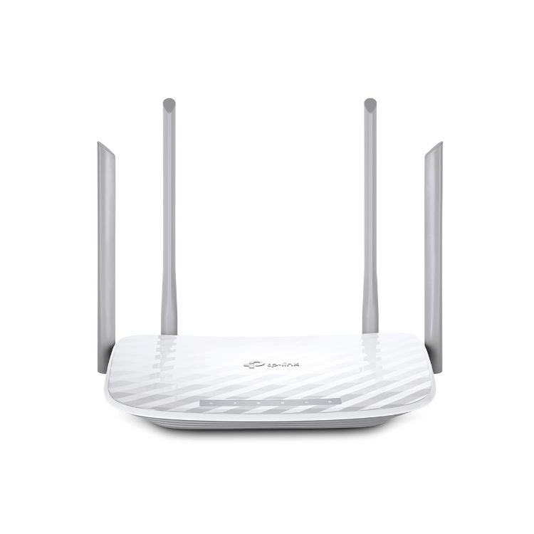 TP-LINK Archer A5 wireless router Dual-band (2.4 GHz / 5 GHz) Fast Ethernet White