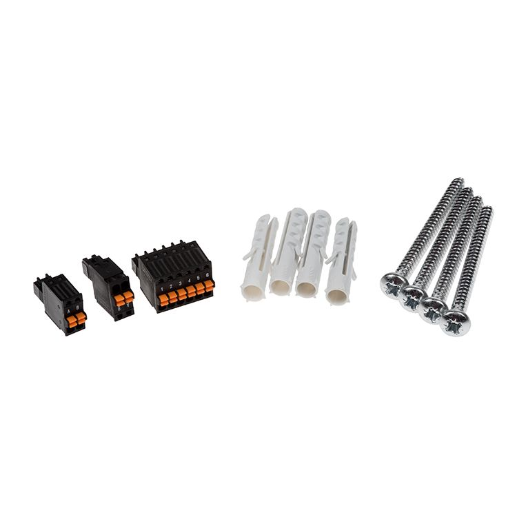 Axis Power connector kit Housing & mount