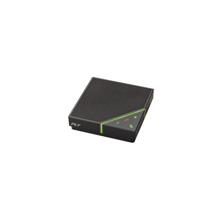 Plantronics Calisto 7200 speakerphone Black,Green USB/Bluetooth