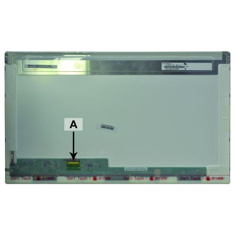 2-Power 17.3 1600x900 WXGA+ HD+ LED Glossy Screen - replaces 5D10F76128