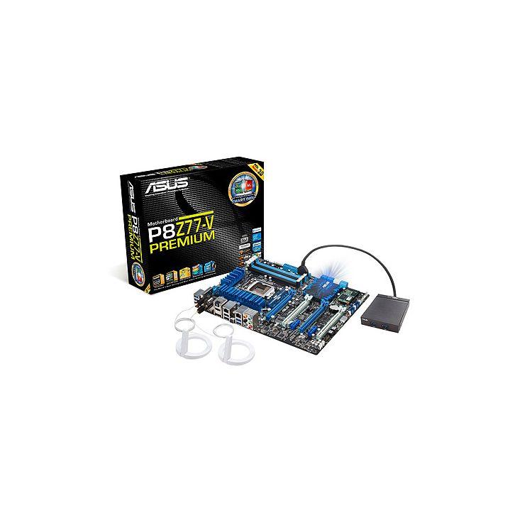 ASUS P8Z77-V PREMIUM LGA 1155 (Socket H2) Intel Z77 ATX