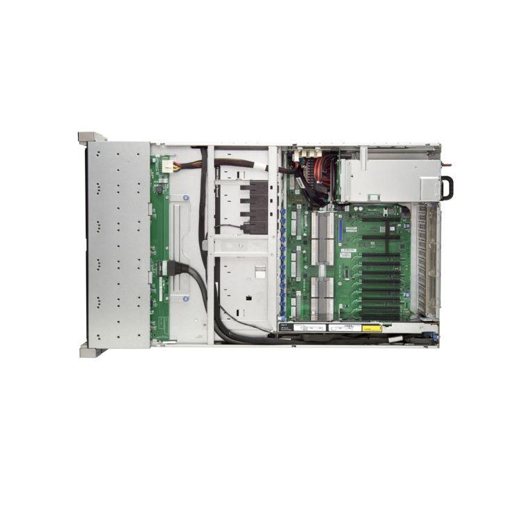 HP DL580 GEN9 E7-4809V3 2P 64GB SVR