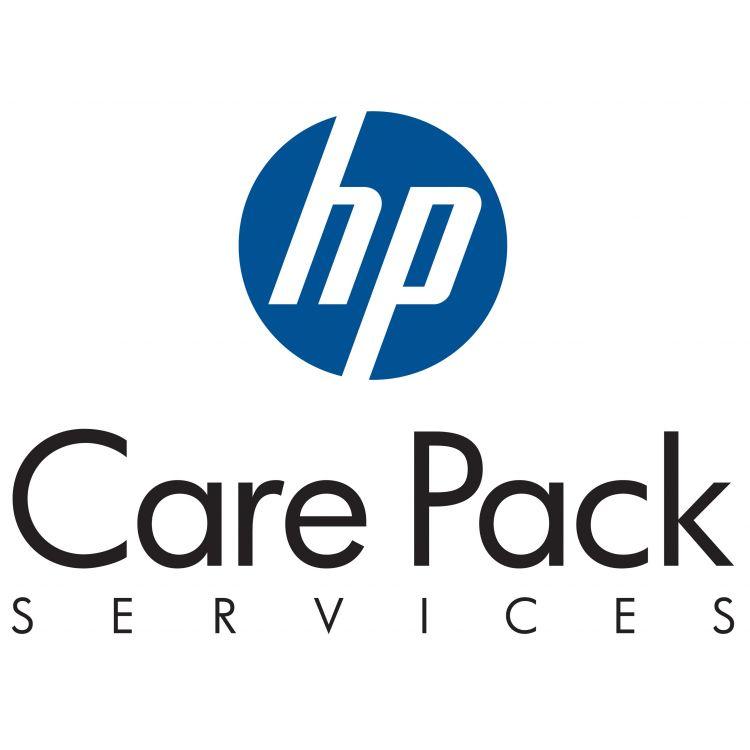 Hewlett Packard Enterprise 1Y, PW, NBD, P4000 1 Node NAS FC SVC