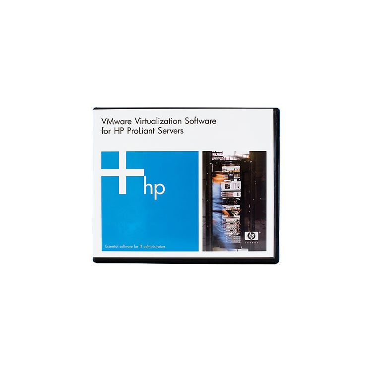 Hewlett Packard Enterprise VMware vCenter Site Recovery Manager Enterprise 25 Virtual Machines 1yr Software virtualization software