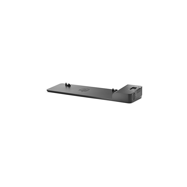 Ultraslim Docking Station includes power cable. For EU.