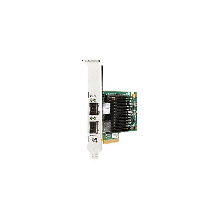 Hewlett Packard Enterprise Ethernet 10Gb 2-port 557SFP+ Internal Fiber 10000 Mbit/s