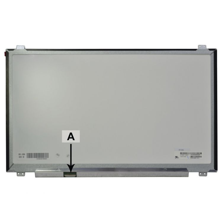 2-Power 17.3 1920x1080 WUXGA HD LED Matte Screen - replaces SD10G56686