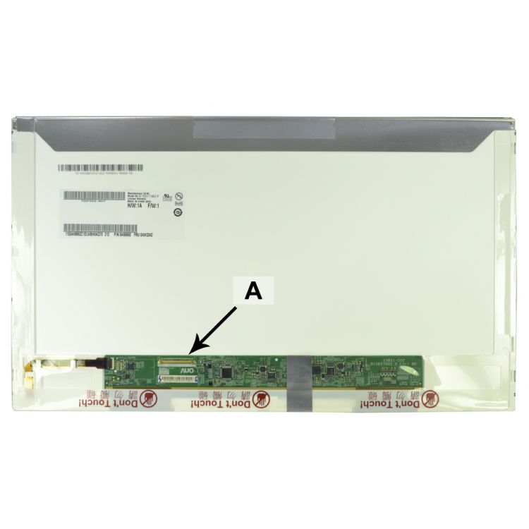 2-Power 15.6 WXGA HD 1366x768 LED Glossy Screen - replaces LTN156AT02-A02