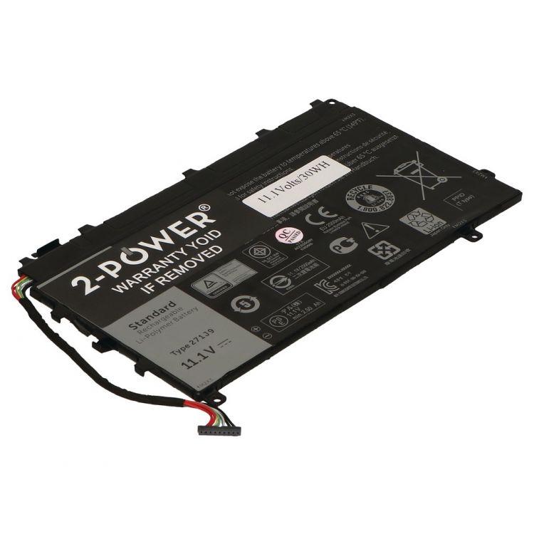 2-Power 11.1V 2500mAh Li-Polymer Laptop Battery