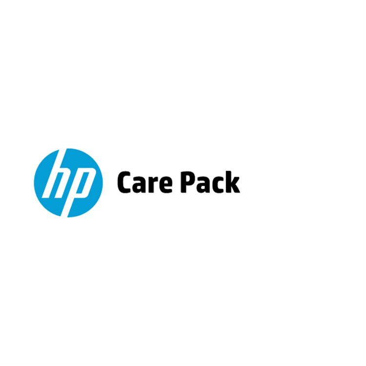 Hewlett Packard Enterprise 3yCritAdvL1 MDS9124 8-p ActFbrcSw Sup