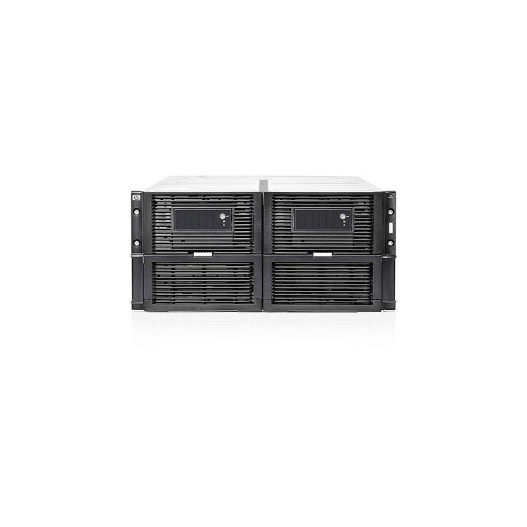 Hewlett Packard Enterprise D6000 disk array Rack (5U) Black,Metallic