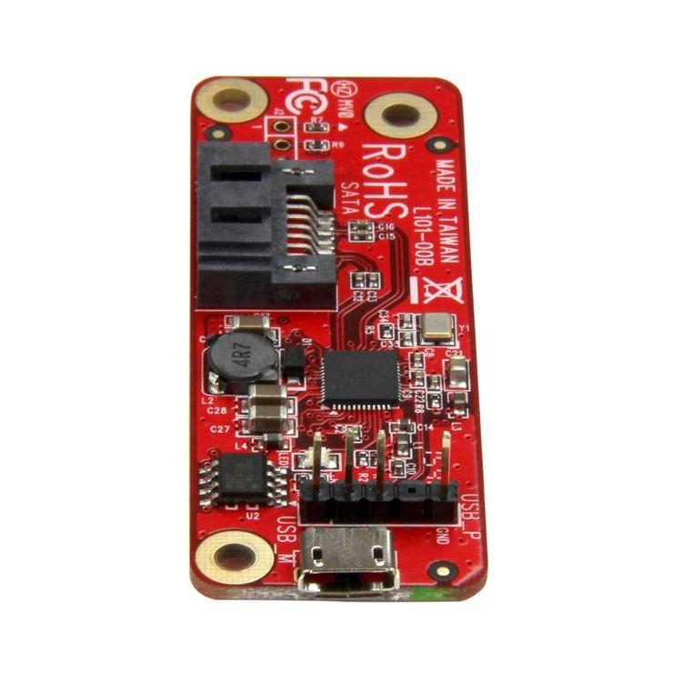 USB to SATA Converter for Raspberry Pi