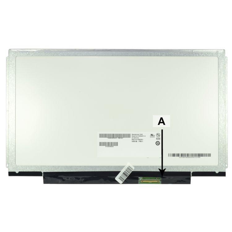 2-Power 13.3 HD 1366x768 LED Matte Screen - replaces 581099-001