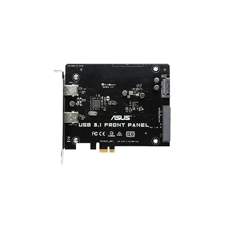 ASUS 90MC03C0-M0EAY0 interface cards/adapter Internal USB 3.1