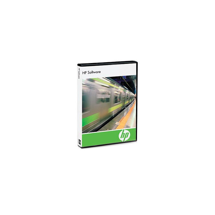 Hewlett Packard Enterprise ART 5.10 for Service Anywhere version 3.00 Course English SW E-Media
