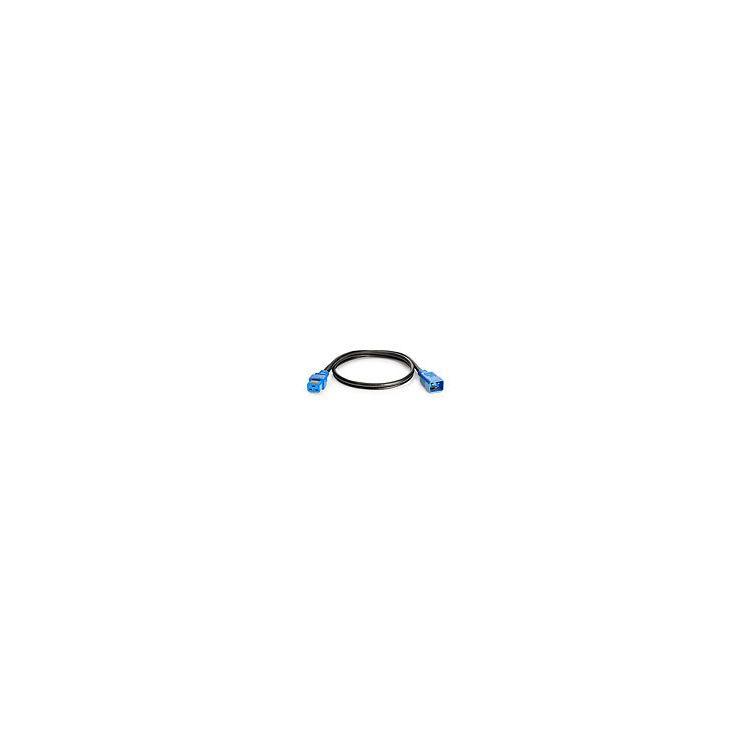 Hewlett Packard Enterprise 3.0m Jumper Cord 3Pcs Kit power cable Black 3 m C19 coupler C20 coupler