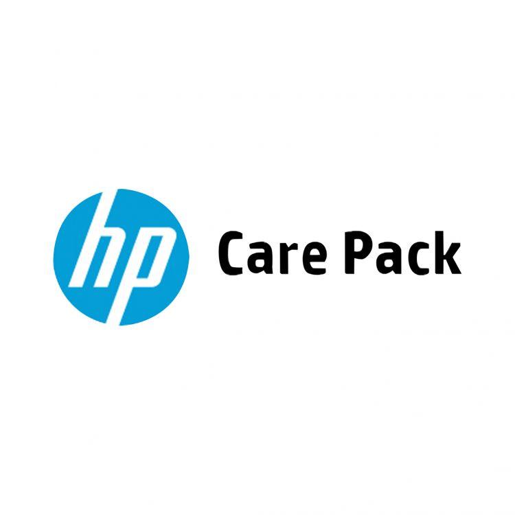 Hewlett Packard Enterprise HP 3y Chnl Remote Prts LsrJt CM4540 Supp