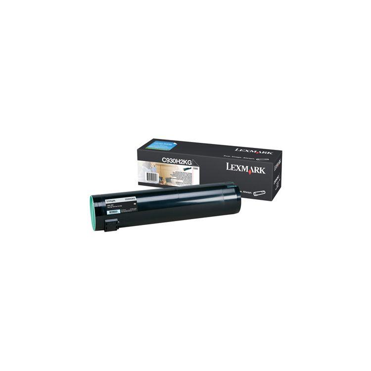 Lexmark High-Capacity Black Toner Cartridge for C935 Original