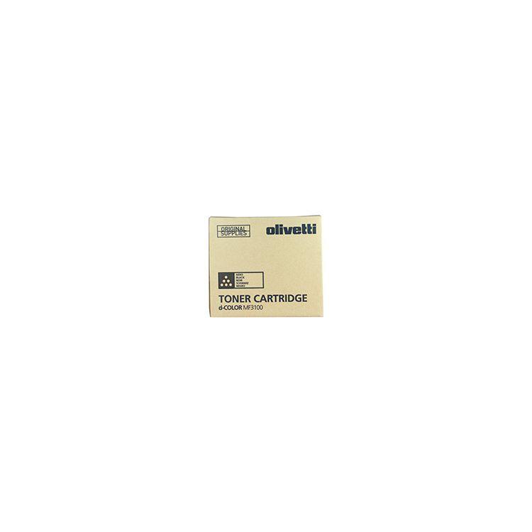 Olivetti B1133 toner cartridge Original Black 1 pc(s)