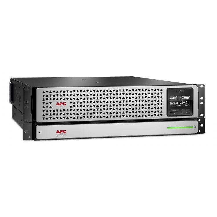 APC SRTL1500RMXLI-NC uninterruptible power supply (UPS) 1500 VA 8 AC outlet(s) Double-conversion (Online)