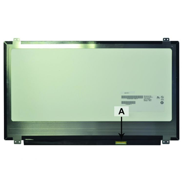 2-Power 15.6 1920X1080 Full HD LED Matte w/IPS Screen - replaces R52WF