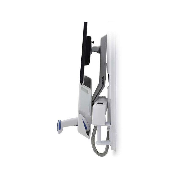 Ergotron StyleView Multimedia stand White PC