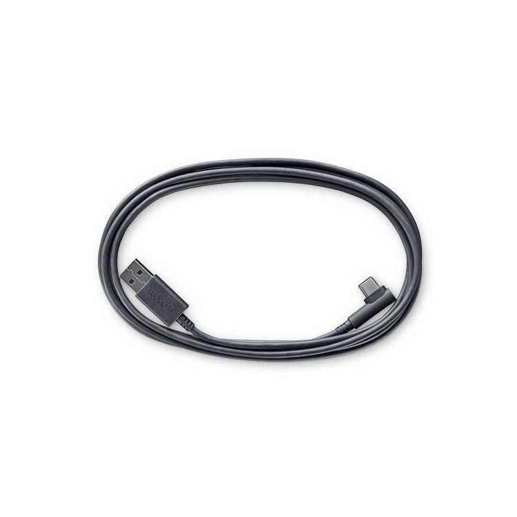 Wacom ACK42206 USB cable 2 m USB A Micro-USB A Male Black